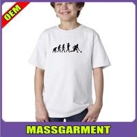 Custom logo pattern children boy t shirts clothing children clothing manufacturers in China