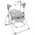 2in1 baby swing rocker bouncer with remote control and mp3 playing