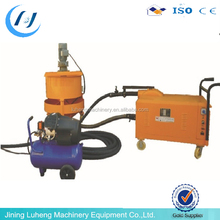 Electric motor cement grout injection pump concrete machinery manufacture