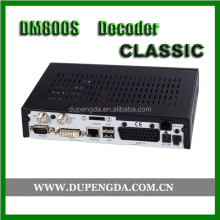 newdvb Linux os dream oem box 800S HD PVR digital DM800 hd satellite receiver
