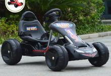 pedal go kart/steel outdoor toy car/beach pedal go karts
