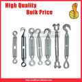Heavy duty turnbuckle din1480 galvanized