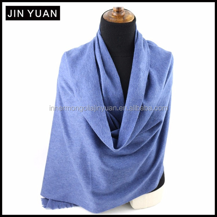 OEM woven mexican wool blanket scarf shawl
