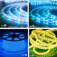 60LEDs/Meter SMD5050 led smd flex auto 240v High brightness cost effective good quality ropelight