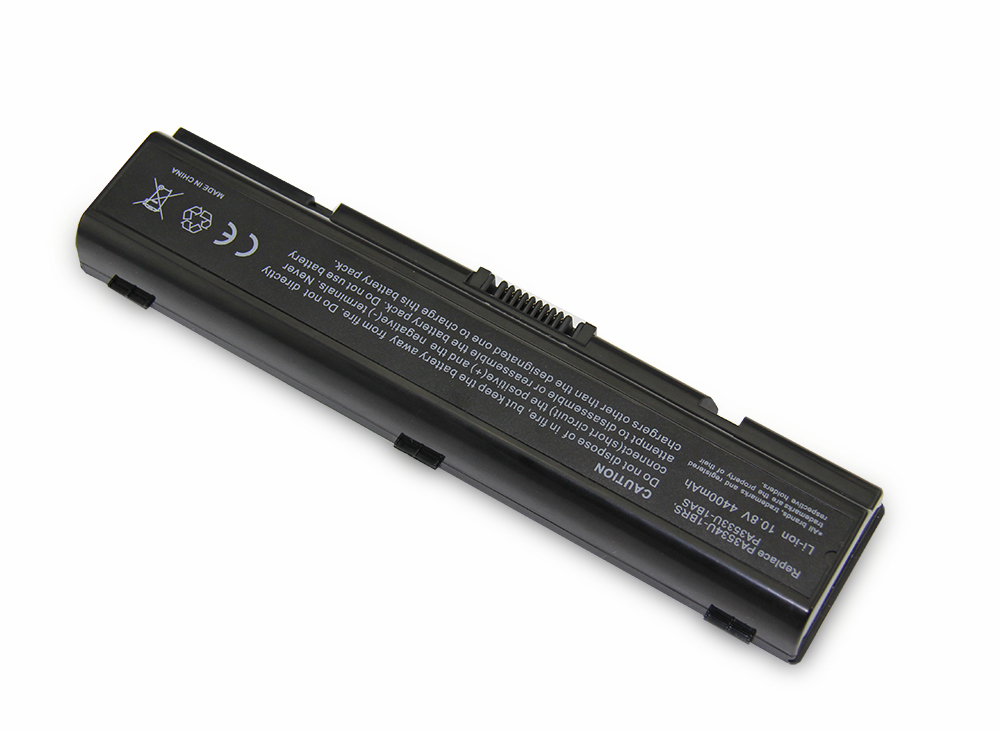 5200mAH 11.1 V Rechargable replacement laptop battery for Toshiba 3534