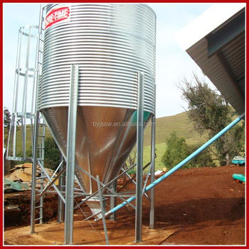 Poultry Feed Silo