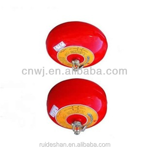 automatic fire extinguisher ball from China