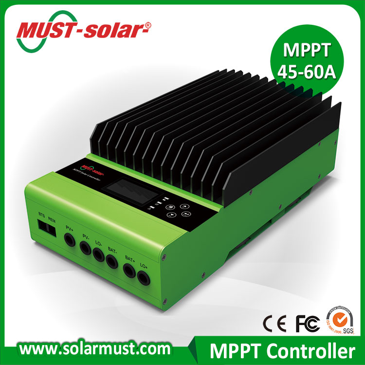 Competitive Price 12V Solar Panel Charge Controller 60A for 100 Watt Solar Panel