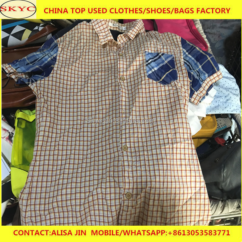 China used clothes for kids Africa buying bulk used clothing lots for Africa buyers