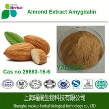 Bitter almond extract powder/ Amygdalin 98% /Apricot kernel extract