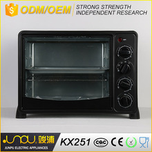 Made in China good price 25L professional mobile electronic oven