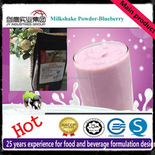 Blueberry Flavor Milkshake Powder For KFC/ Bubble Tea/Boba Tea/DIY