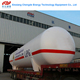 China manufacturer product LPG storage tank with best price