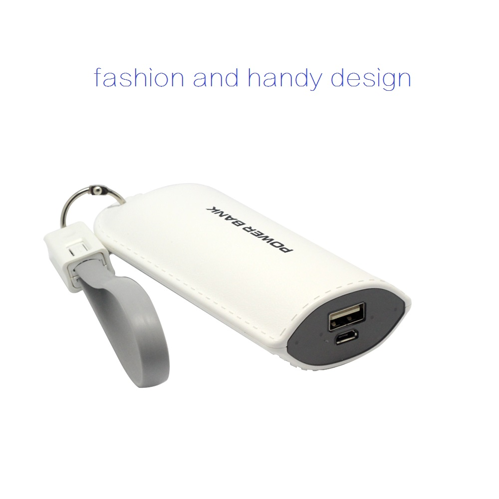 5200mah power bank external power tube for digital products