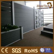 Widely Applied in Various Place, DIY Alu-WPC Fence 180*25mm