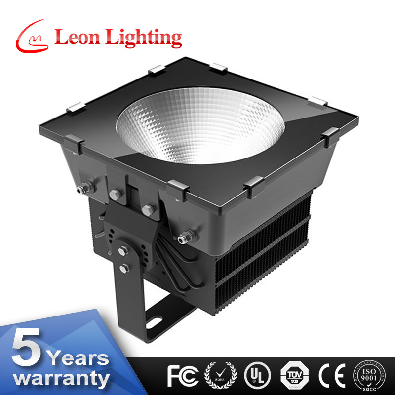 Factory price outdoor 400w 500w led flood light for government project