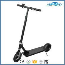 Hot selling 30km Max mileage 200w brushless motor folding electric scooter for adults electric scooter