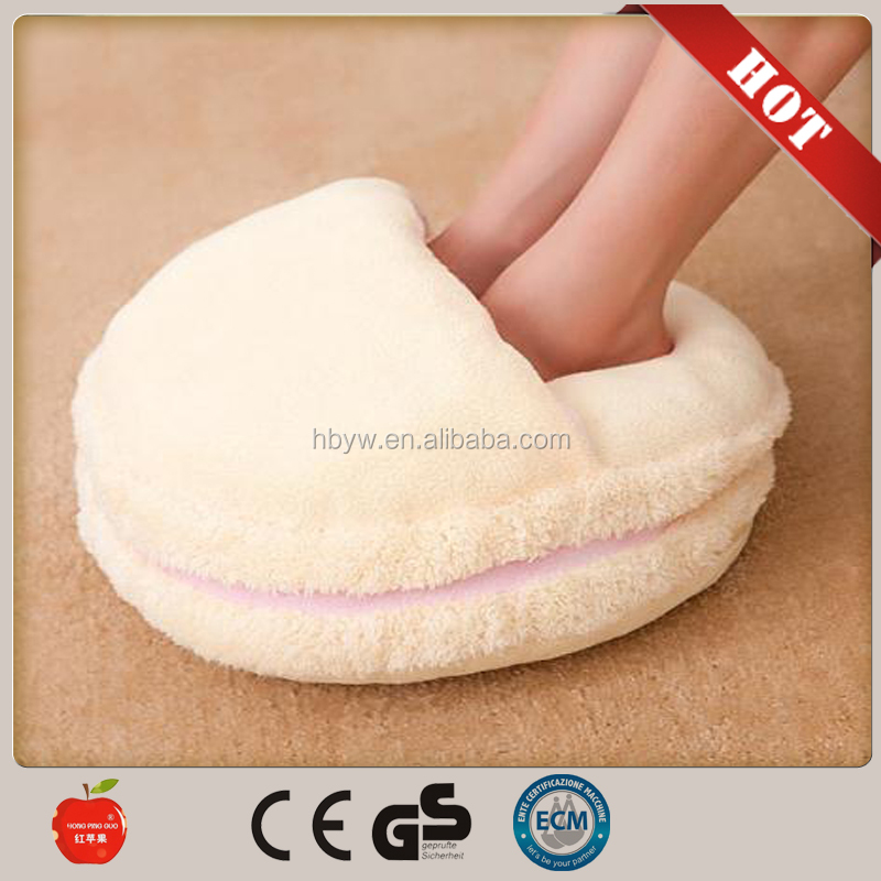 2016 innovative product foot warmer/electric heating shoes from china supplier with low price