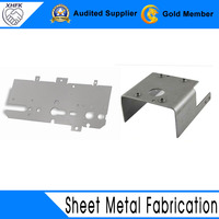 OEM service casting bending custom made metal parts