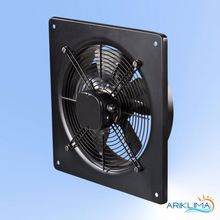 European ventilation industrial wall window mounted big size exhaust fan to refresh air BASE-OV