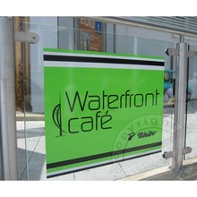 PVC printing Office sign poster hotel signs and Advertising boards