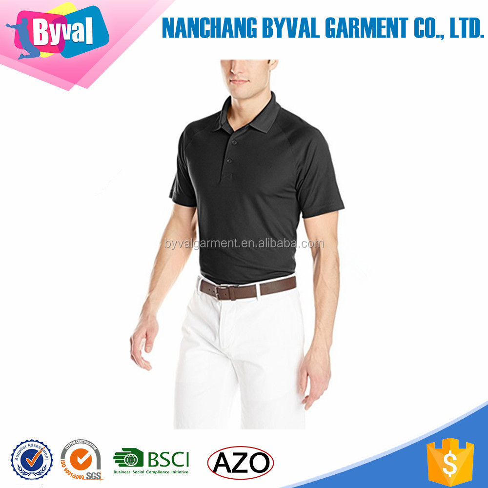 dry fit polo shirt high quality customized 100% pique polyester polo shirt wholesale