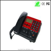 basic function analog telephone,basic home corded phones