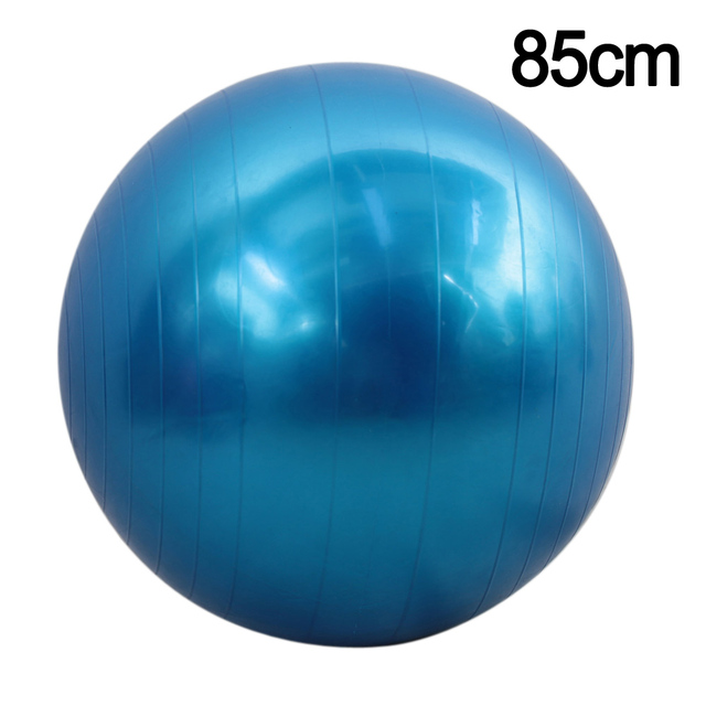 75cm/85cm/95cm Yoga Fitness Buttock Ball Pilates Body Building Bottom Ball Figure Slim Weight Lose Exercise Training Yoga Ball