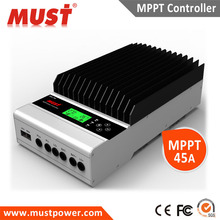 >99% mppt efficiency high performance solar charge controller 45A 60A