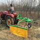 Best quality and Low price 30hp tractor matched 9LD-2.5 Rotary Mini Hay Rake Tedder for sale