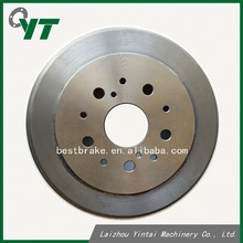 Brake drum rotor for Toyota FORTUNER Closed Off-Road Vehicle 42431ok080 rear car brake disc