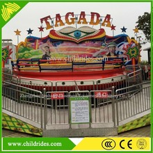 Theme park amusement adults ride entertainment disco tagada ride for sale
