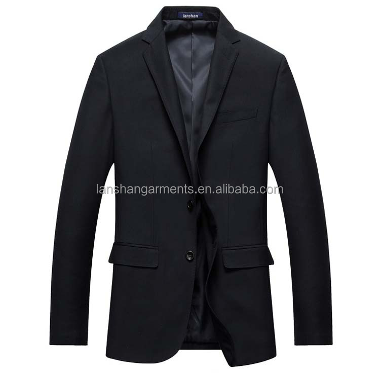 new design chinese casual suit with low price
