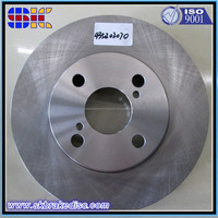 Excellent auto brake disc and car brake disc,car brake rotor for TOYOTA