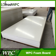 Multifunctional 20mm pvc rigid foam board with low price