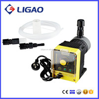 small magnetic diaphragm chemical dosing pump (JLM)