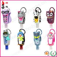 Professional cute hand sanitizer gel bag for you choose