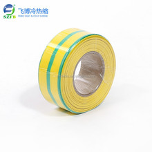 Suzhou Feibo Yellow And Green Stripped 1KV Heat Shrinkable Tube
