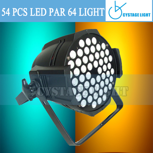 High Power 54x3W LED Par Can Wall Stage Light
