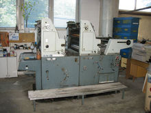 SOLNA 225 OFFSET PRINTING MACHINE 2 COLORS
