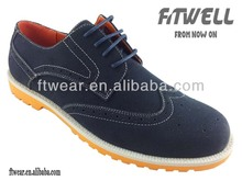 men 2014 fashion design casual shoe