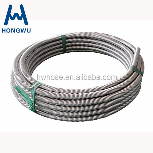 Stainless steel corrugated flexible tube pipe bellows