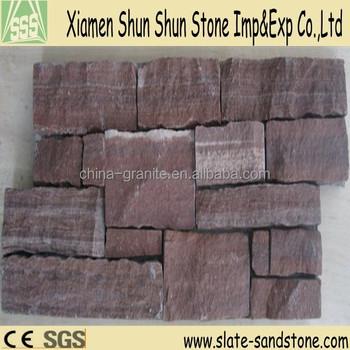 Cheap Price Exterior Random Slate Tile For Sale Buy Slate Tile Sedona Slate Cedar Glazed