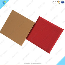 Interrogation Room Project Acoustic Solution Fiberglass Wall Cladding Decorative Panels