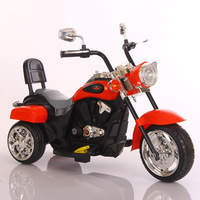 Factory hot selling New Children Electric Motor Motorcycle / Ride On Toy Style And Baby Car 6v Battery Powered /