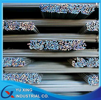 Construction Application and 8 mm - 40 mm Diameter turkish steel rebar