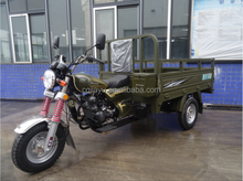 150cc Moto 3 Wheel Tricycle Three Wheel Motorcycle Cargo Truck for Sale