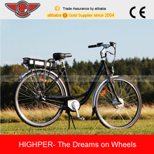 250W 36V Chinese City Electric Bike for sale (EL01A)