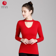 Women Wicking Quick-Drying Activewear In-Stock Running <strong>Sports</strong> Long Sleeves Breathable Yoga Sleeves