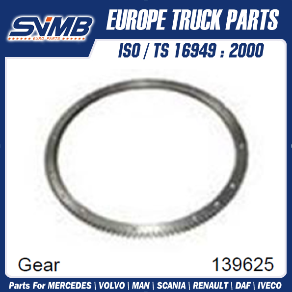 Good Quality Gear 139625 For Scania 3 Series